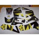 Rockstar stickers decals for Yamaha dtr 125 dt125r