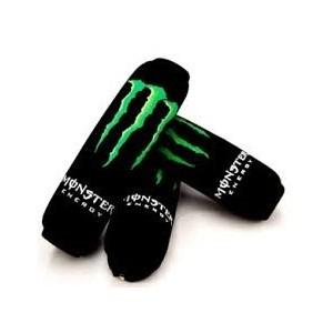 Housses chaussettes amortisseurs Quad Atv Monster Suzuki LTR 450