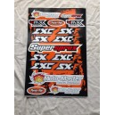 Great Stickers for Ktm sx sxf exc exc f