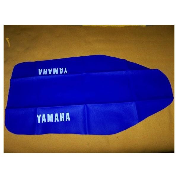 housse de selle yamaha dtr dt r 125 200 50 1988 2003. Black Bedroom Furniture Sets. Home Design Ideas