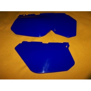 Side rear panels for Yamaha dtr 125 and 200