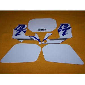 Stickers decals for Yamaha dtr 125 dt125r
