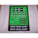 Stickers for Kawasaki