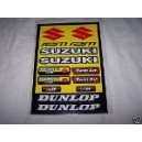Stickers for Suzuki
