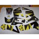Kit autoadesivi Rockstar per Yamaha dtr 125 dt125r