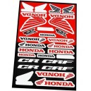 Great Stickers for Honda cr crf