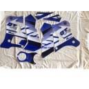 Kit autoadesivi Blackbird Racing per Yamaha dtr 125 dt125r