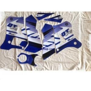 Blackbird Racing stickers decals for Yamaha dtr 125 dt125r