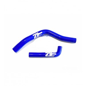 Silicone Coolant Water Radiator Hose Kit Yamaha DT125R DTR